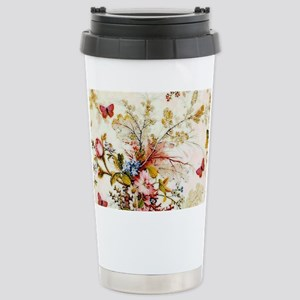 Spring floral Stainless Steel Travel Mug