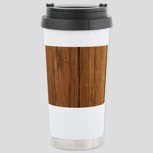 western country barn wo Stainless Steel Travel Mug