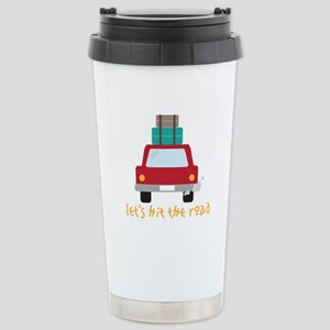 Lets hit the road Travel Mug