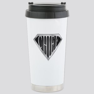 SuperChief(metal) Stainless Steel Travel Mug