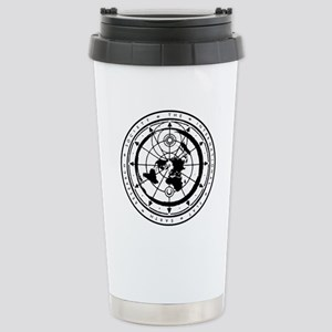 A product name Stainless Steel Travel Mug