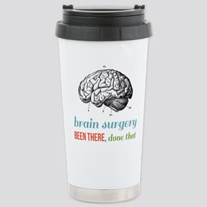 Brain Surgery Travel Mug
