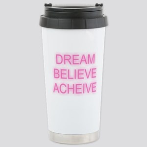 Dream Believe Acheive Mugs