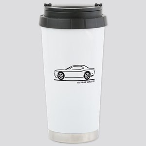 New Dodge Challenger Stainless Steel Travel Mug