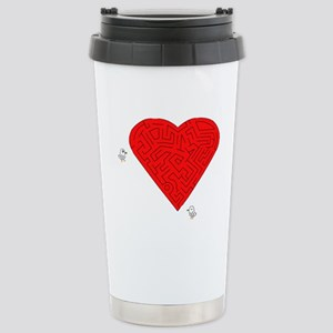 Love Maze Travel Mug