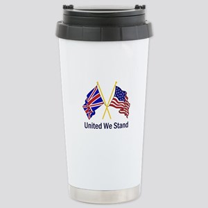 UNITED WE STAND Travel Mug