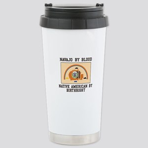 Navajo Blood Travel Mug
