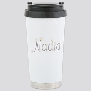 Nadia Spark Stainless Steel Travel Mug