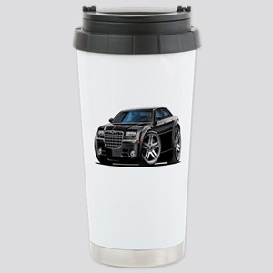 Chrysler 300 Black Car Stainless Steel Travel Mug