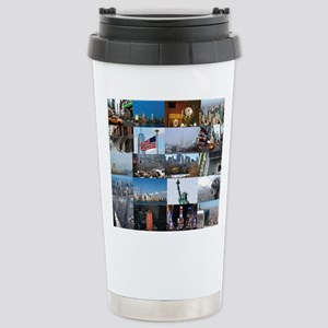 New York Pro Photo Mont Stainless Steel Travel Mug