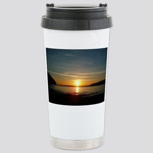 sunset2 Stainless Steel Travel Mug