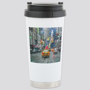 Times Sq. No. 3 Travel Mug