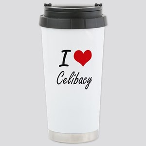 I love Celibacy Artisti Stainless Steel Travel Mug