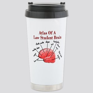 Law Student Stainless Steel Travel Mug