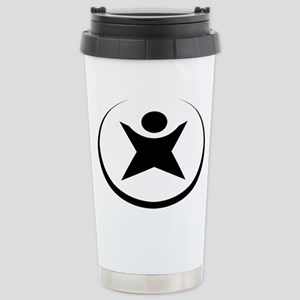Flying StarMan Stainless Steel Travel Mug