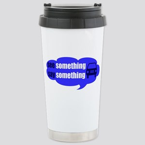 See & Say - Stainless Steel Travel Mug