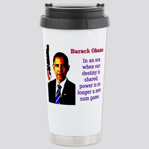 In An Era When Our Destiny - Barack Obama Mugs