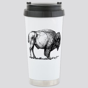 Buffalo/Bison Shirt Mugs
