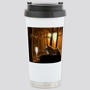 Hello, Friend Stainless Steel Travel Mug