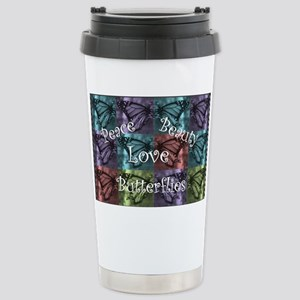 butterflyMommy2 Stainless Steel Travel Mug