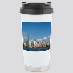 New! New York City USA Stainless Steel Travel Mug