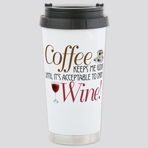 Coffee Wine Travel Mug