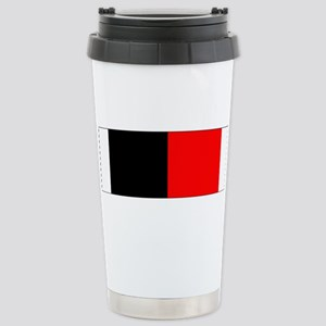 Aom Stainless Steel Travel Mug