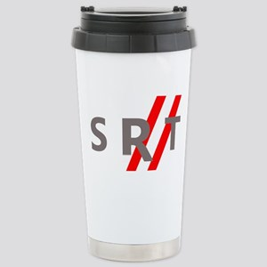 SRT Racing Stripes Travel Mug