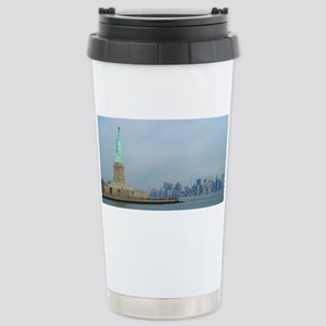 Statue of Liberty New Y Stainless Steel Travel Mug
