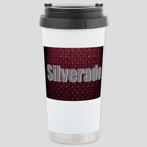 Silverado Diamond Plate Travel Mug