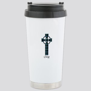 Cross - Clergy Stainless Steel Travel Mug