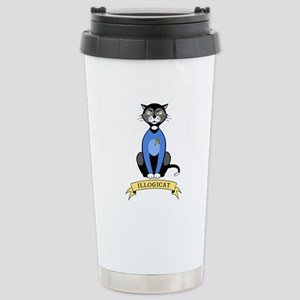 Illogicat Travel Mug
