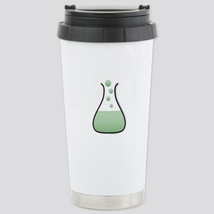 Chemistry Flask Stainless Steel Travel Mug
