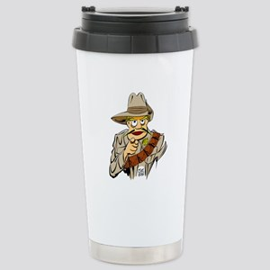 """THAT AUSSIE GUY"" Stainless Steel Travel Mug"