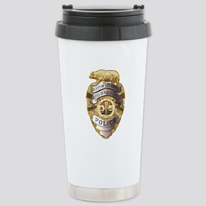 Los Angeles County Safety Police Travel Mug