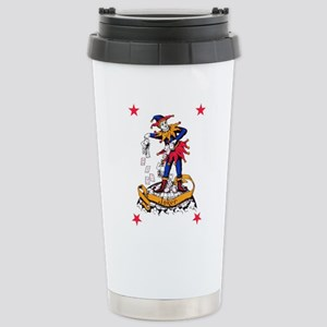 circus art Travel Mug