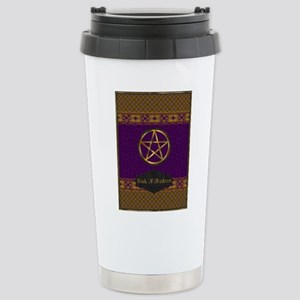 Spells Charmed Book Of Shadows Insulated Drinkware - CafePress