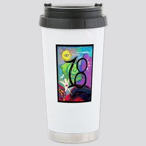 18 Stainless Steel Travel Mug