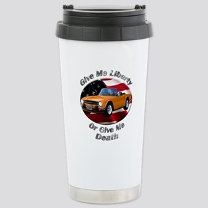 Triumph TR6 Stainless Steel Travel Mug