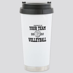 Personalized Property of Your Team Volleyball Stai