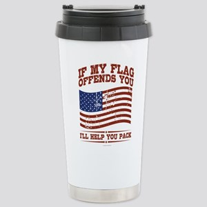 If My Flag Offends Mugs