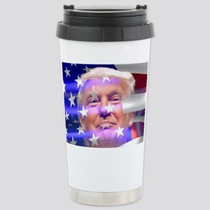 trump 2016 Stainless Steel Travel Mug