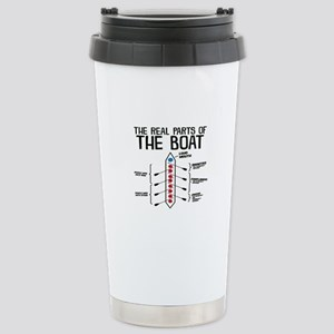The Real Parts Of 16 oz Stainless Steel Travel Mug