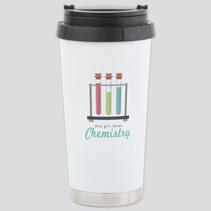 Love Chemistry Travel Mug