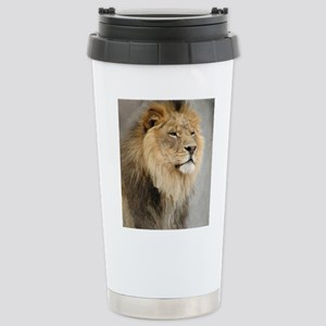Lion Lovers Stainless Steel Travel Mug