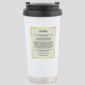 !4343 Stainless Steel Travel Mug