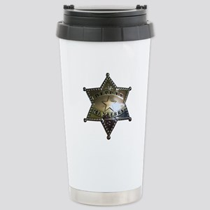 Mayberry Deputy Badge Travel Mug