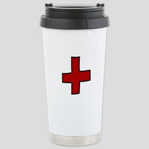 Red Cross Travel Mug