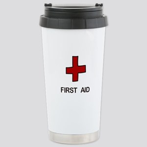 First Aid Travel Mug