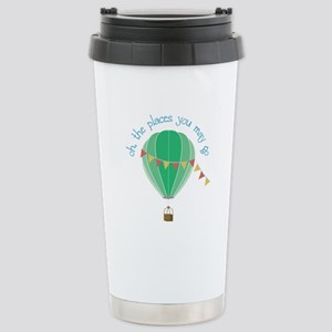 oh, the places you may go Travel Mug